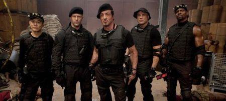 Los Mercenarios 2 ya tiene fecha de estreno