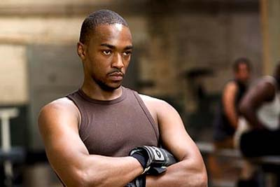 Anthony Mackie en The Gangster Squad