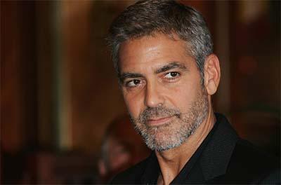 George Clooney bebe y probó la cocaína