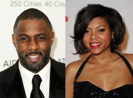 Idris Elba y Taraji P. Henson colaborarán en No Good Deed