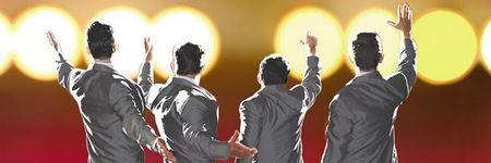 Jersey Boys será la nueva película del director Jon Favreau