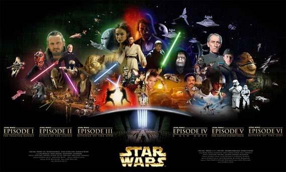 Noticias sobre el episodio 7 de Star Wars