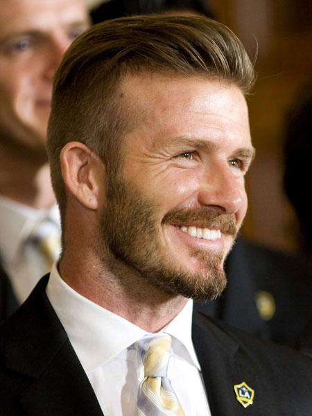 Beckham quiere ser actor