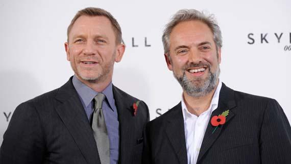 Sam Mendes dirigirá la próxima entrega de la saga Bond