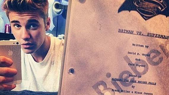 Justin Bieber podría ser Robin