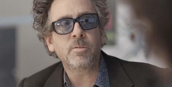 Big Eyes, lo último de Tim Burton