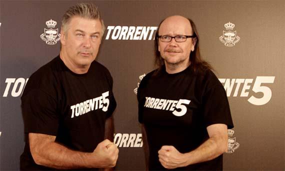 Torrente 5 llegará el próximo 3 de octubre