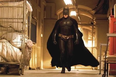 El guión de Batman 3 estará para enero y el rodaje para mayo de 2011