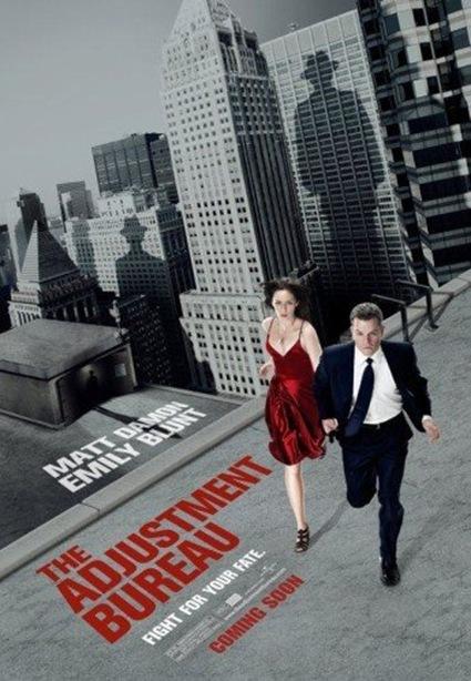 Cartel y tráiler de 'Destino oculto', conspiran contra Matt Damon