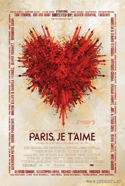 París je t´aime: ¡Oh, París!