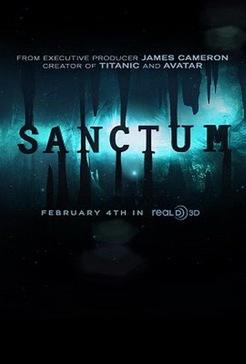 'Sanctum' ¿una película producida por James Cameron?