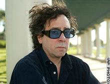 Tim Burton será distinguido con el León de Oro honorífico