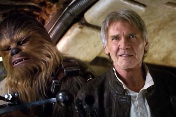 Harrison Ford promete algo increíble con la próxima de Star Wars