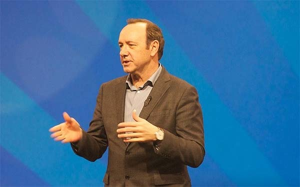 Kevin Spacey y su socio dirigirán Relativity Media
